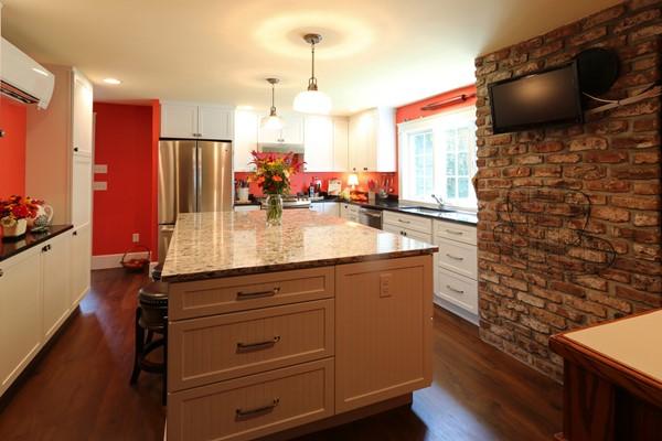 Pomfret Kitchen Remodel