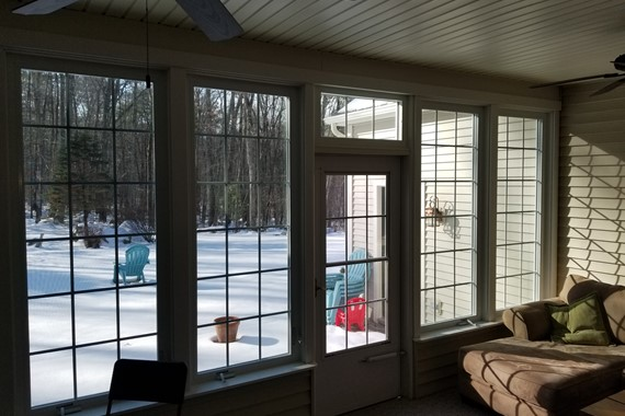 Woodstock Sunroom