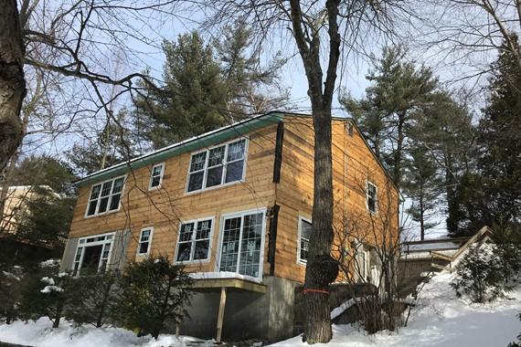 Webster Renovate Lake Cottage