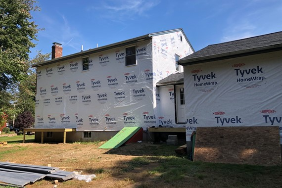 Franklin Home Renovation