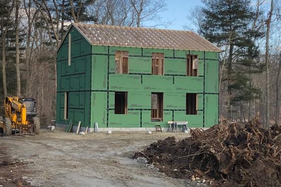 Voluntown New House