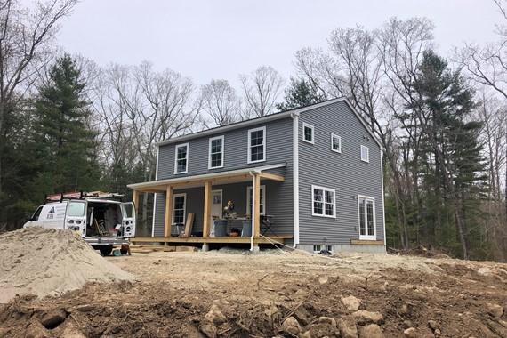 Voluntown New Home Construction
