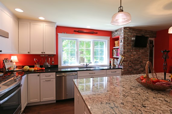 Pomfret Kitchen Remodel