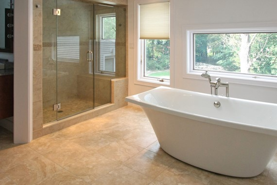 Bathrooms | Woodstock Building Associates