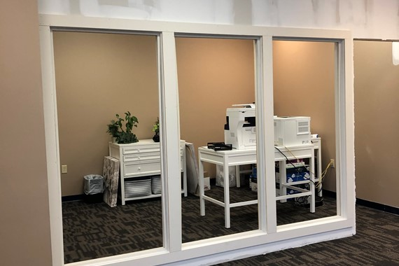 Dayville Office Remodel