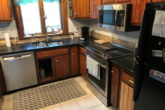 Woodstock Kitchen Remodel
