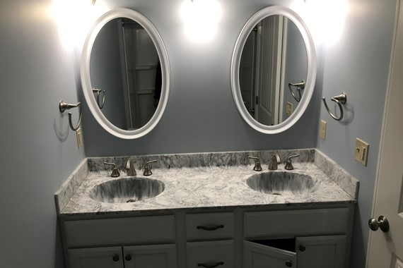 Brooklyn Master Bath Remodel