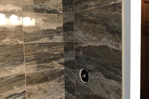 Pomfret Bathroom remodel