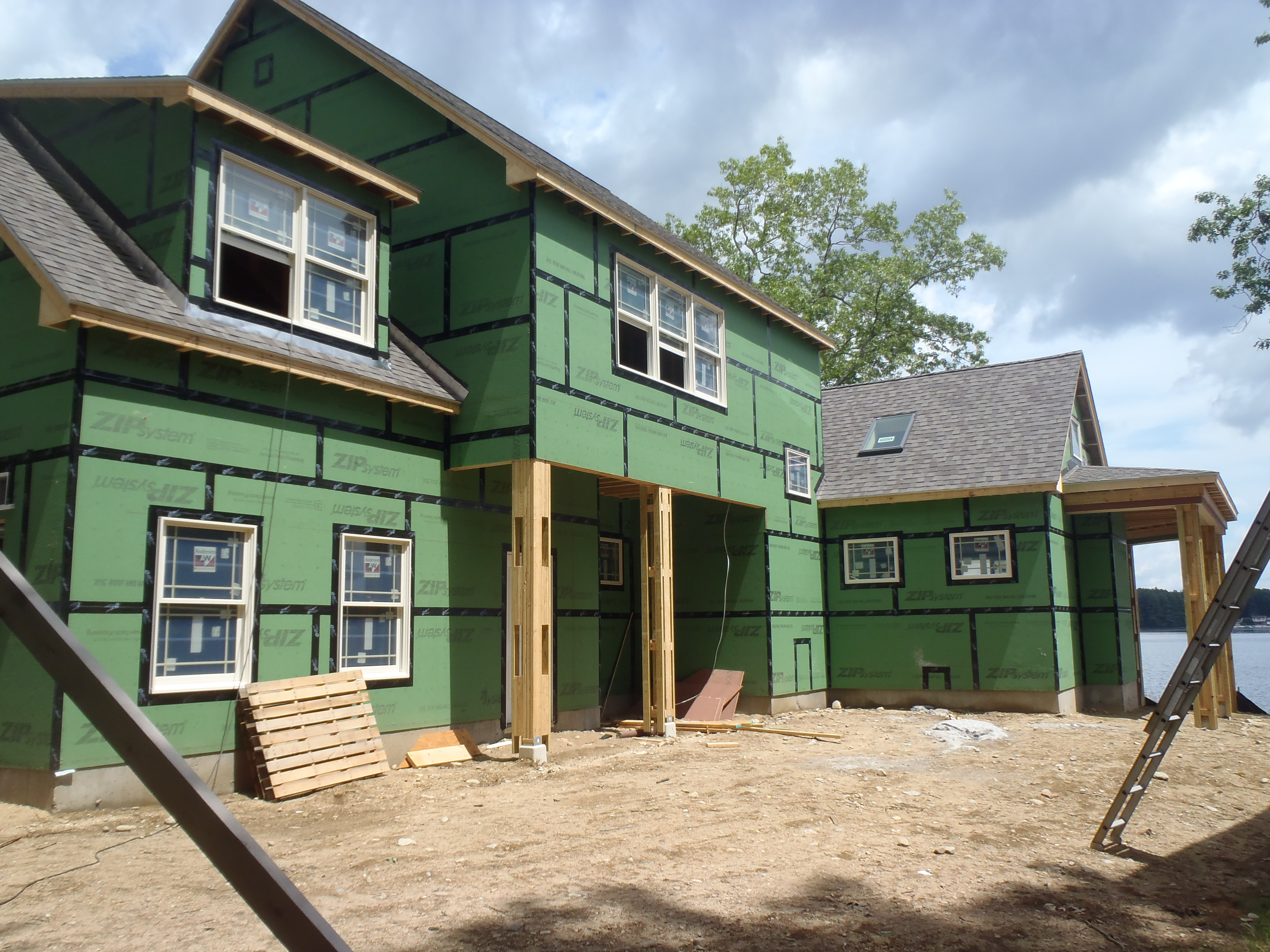 Design Build Is A Method Of Building Or Remodeling A House Where One Group,  The Design Build Team, Works With The Homeowner To Provide Design And ...