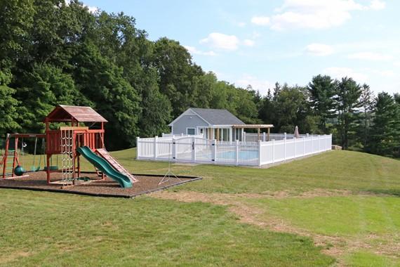 Woodstock Pool House